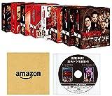 クリミナル・マインド / FBI vs. 異常犯罪 (シーズン1-8)コンパクトBOXセット(新作海ドラディスク・Amazonロゴ柄CDペーパーケース付) [DVD]
