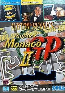 アイルトンセナ スーパーモナコGP2MD 【メガドライブ】