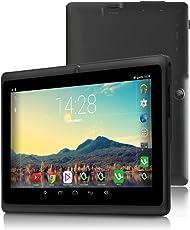 iRULU 7.0インチタブレット フルHDデスプレイ Android PC 日本語対応 1GB RAM/8GB ROM Wifi/Bluetooth多機能 GMS認証 X7