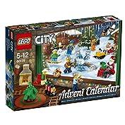 レゴ(LEGO) シティ アドベントカレンダー 60155
