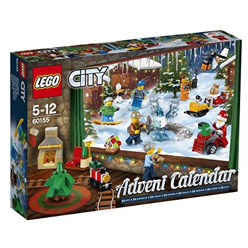 レゴ(LEGO) シティ アドベントカレンダー 60155 -