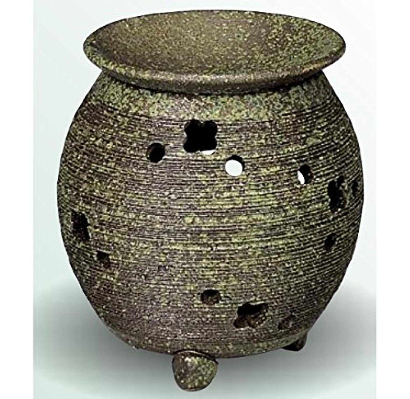 似ている悪性廊下常滑焼 茶香炉(アロマポット) 径10×高さ11.5cm