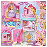 Little Mimi Rapunzel Castle / Little Mimi / おもちゃ/子供のおもちゃ [並行輸入品]