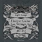 AriaProII アリアプロツー エレキギター弦 Flat Wound フラットワウンド Light ライト AGS-900L