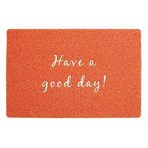 [해외]테라스 매트 오렌지 믹스 L 사이즈 현관 매트 바닥 매트 매트/Terrace Matt Orange Mix L size entrance mat floor mat door mat