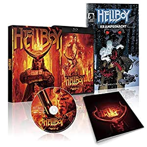 【Amazon.co.jp限定】ヘルボーイ (オリジナルステッカー&非売品プレス付) [Blu-ray]