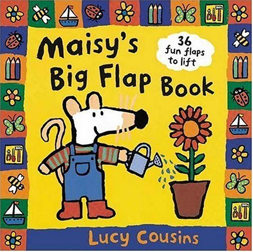 Maisy's Big Flap Bookの詳細を見る