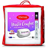 Tontine Winter Comfort Quilt DB, White