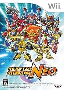 スーパーロボット大戦NEO 特典 オフィシャルリファレンスブック付き - Wii