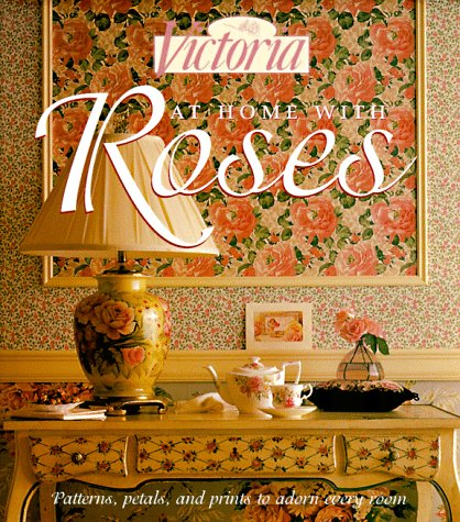 Victoria at Home With Roses