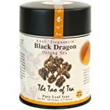 The Tao of Tea, Black Dragon Oolong Tea, Loose Leaf, 3-Ounce Tins (Pack of 3)