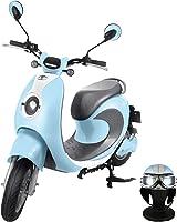 【Amazon.co.jp限定】 電動バイク XEAM notte V2 ライトラベンダー【限定特典】 専用ヘルメット ライトラベンダー XM-AZNLLVHGLLV