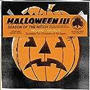 HALLOWEEN III: THE SEASON OF THE WITCH (SOUNDTRACK) LP (180 GRAM 039 SKELETON MASK 039 VINYL) 12 inch Analog