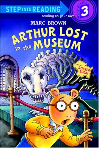 Arthur Lost in the Museum (Step into Reading)の詳細を見る