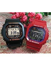 カシオCASIO 腕時計 G-SHOCK ペアウォッチ 純正ペアケース入り ジーショック 2本セット GW-M5610R-1JF GWX-5600C-4JF