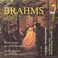 String Sextet Op 18 B Flat Major / String Quartet