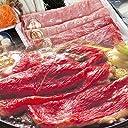 香川県産讃岐オリーブ牛&讃岐の豚ロース すき焼き2人前セット 野菜 うどん付き 《*冷蔵便》