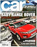 Car [UK] September 2011 (単号)