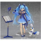Good Smile Snow Miku Figma Action Figure (Twinkle Snow Version)