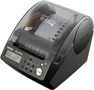 ブラザー工業 PC宛名ラベルプリンター P-touch QL-650TD QL-650TD