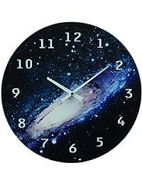 キーストーン 置き時計・掛け時計 ギャラクシー Φ30cm