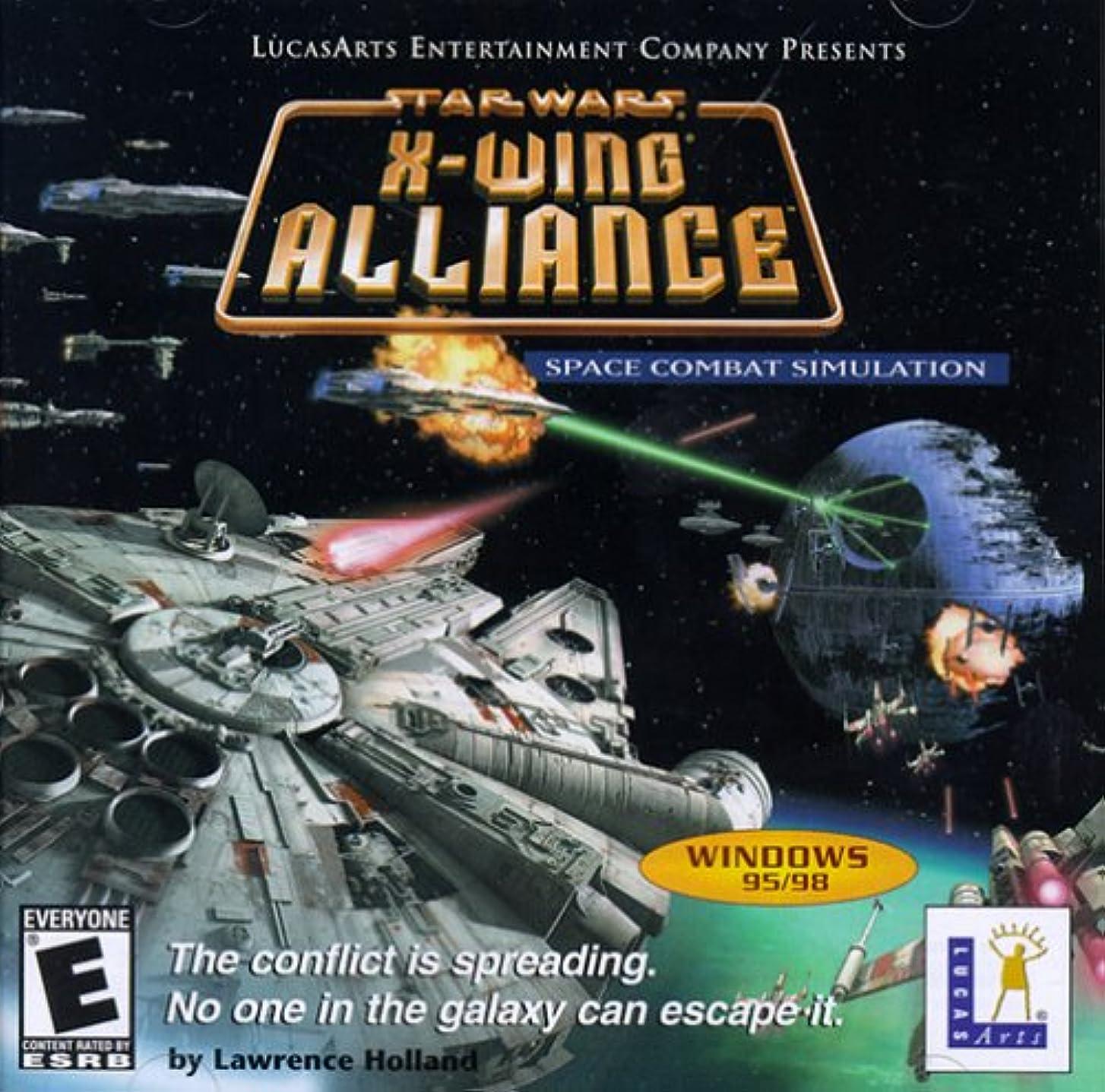 民主党カトリック教徒他の場所Star Wars: X-Wing Alliance (Jewel Case) (輸入版)