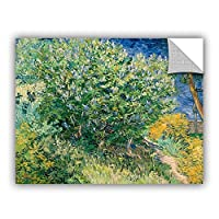 ArtWall Vincent Van Gogh's Lilacs Appeals Removable Wall Graphic Artwork, 18 by 24-Inch [並行輸入品]