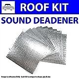 Zirgo 314174 Heat and Sound Deadener (for 04-08 Cadillac XLR ~ Headliner Roof Kit) [並行輸入品]