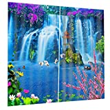 Jiliオンライン2パネルブラックアウトブラインドThermal Insulated Landscrape 3d印刷ウィンドウカーテン、中国瞑想 e9741e81a95042b56b8c90812a4d28e0 - Best Reviews Guide