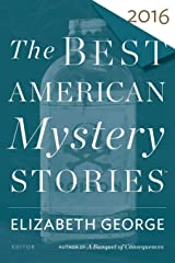 Best American Mystery Stories 2016 Paperback