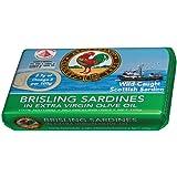 Ayam Brand Brisling Sardines in Extra Virgin Olive Oil, 105g
