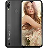 Blackview A60 Pro SIMフリースマートフォン Android 9.0 6.088インチ アスペクト比1…