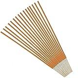 Asrava - 120 Sticks - Plant Based Mosquito Repellent Incense Sticks - Bamboo Infused, Citronella, Lemongrass & Rosemary - Eco