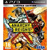 Anarchy Reigns Limited Edition (PS3) (UK IMPORT)