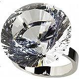 [ベアーフルート]bear-fruit 巨大 結婚 指輪 専用ケース付き ウェディング リング(80号)