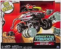 Monster Trucks Canyon Jump Playset 【You&Me】 [並行輸入品]