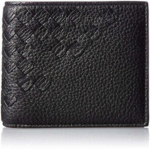 [ボッテガヴェネタ] 二つ折り財布 イントレチャート,コインケース付き,ディアスキン 193642-VCEP1 [並行輸入品]