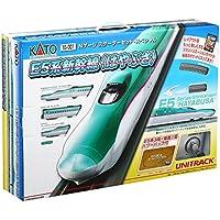 KATO Nゲージ スターターセットスペシャル E5系 新幹線 はやぶさ 10-001 鉄道模型入門セット