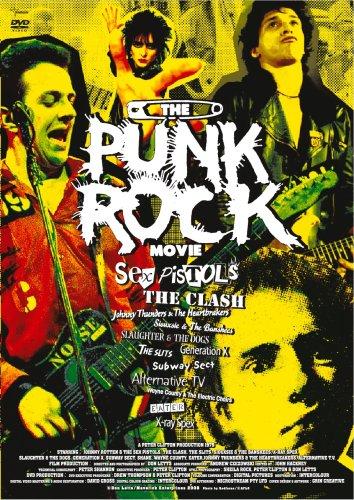THE PUNK ROCK MOVIE (コレクターズBOX) [DVD]