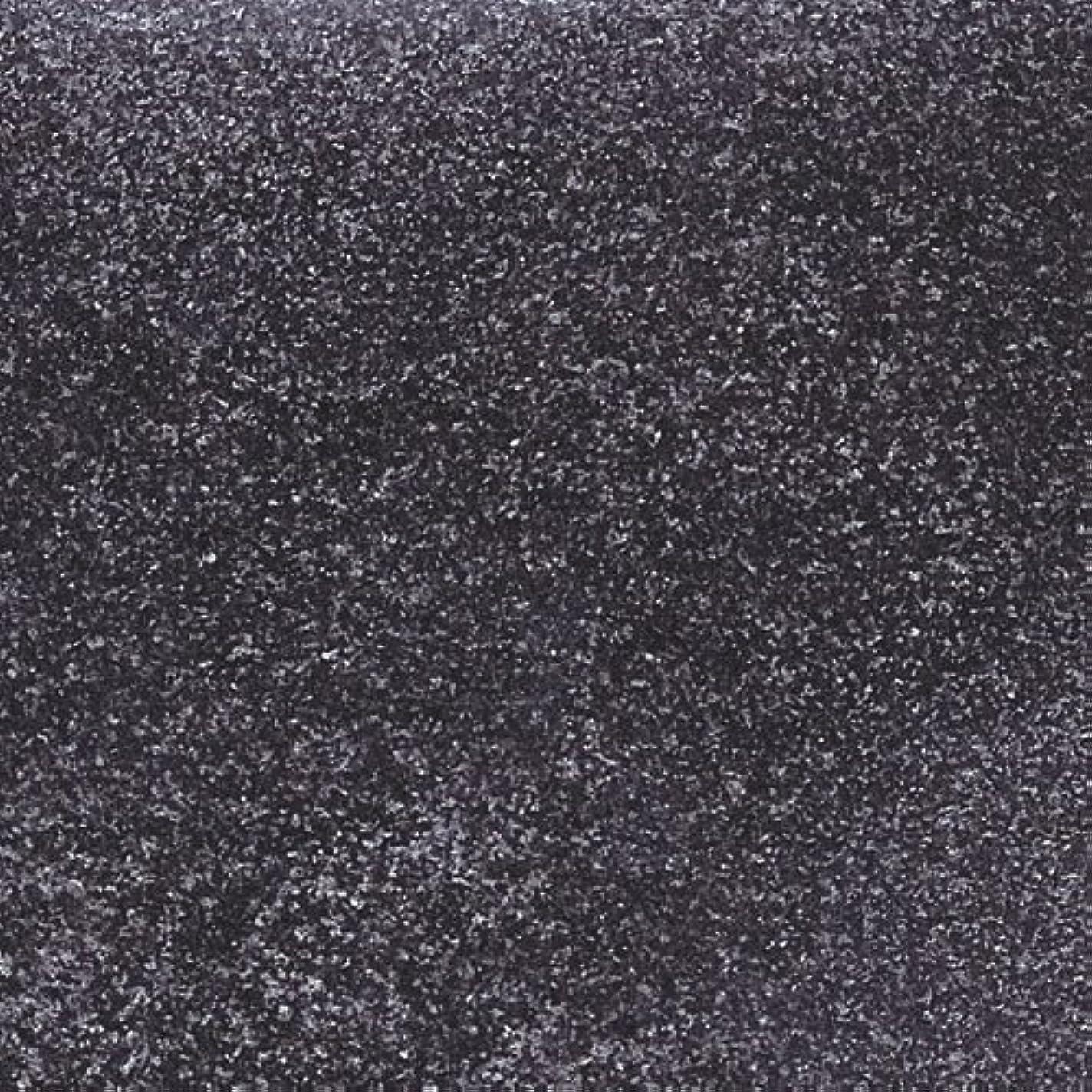 深遠家主紫のピカエース ネイル用パウダー ピカエース シャインダスト #458 ミラーブラック 0.5g アート材