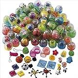 カプセル景品 男女ミックス(100個入) 【がちゃがちゃ おもしろ いべんと イベント たのしい 楽しい 遊べる 雑貨 おもちゃ こども 子供 けいひん 8000】