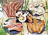春の行楽・お花見に!特大えび入り豪盛バーベキュー特別4種セット(約5人前)  野外で楽しむ行楽シーズンに人気の厳選海鮮どど~んと4種類をそろえて焼くだけの海鮮簡単セットです。