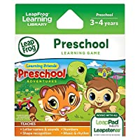 LeapFrog Learning Friends: Preschool Adventures Learning Game (for LeapPad Tablets and LeapsterGS) [並行輸入品]