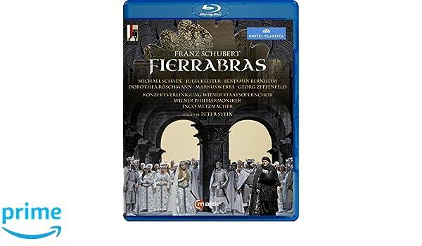 Amazon.co.jp | Fierrabras [Blu...