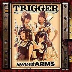 sweet ARMS(野水伊織、富樫美鈴、佐土原かおり、味里)「uni∞birth 〜ユニバース〜」のジャケット画像