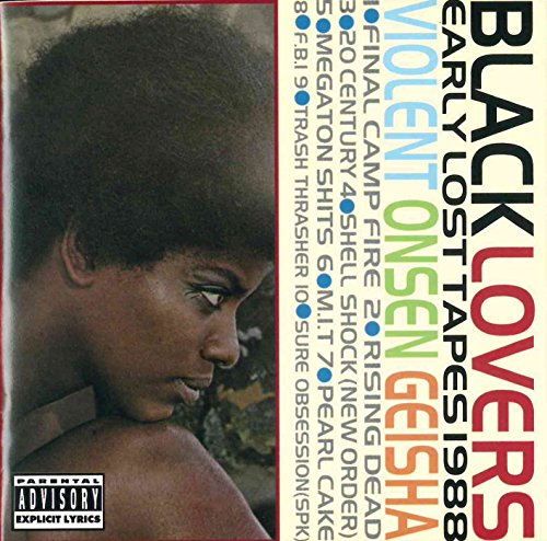 Black Lovers ~Early Lost Tapes 1988