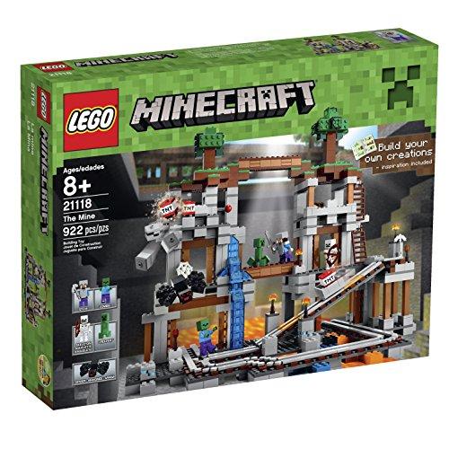 マインクラフト 21118 鉱山