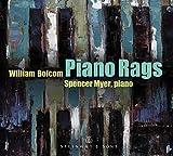 ウィリアム・ボルコム:ピアノ・ラグ集