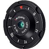 【国内正規品】七工匠 7Artisans ボディーキャップレンズ 18mm F6.3 (フジフイルムX) 1863FXB
