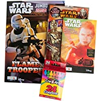 STAR WARS Coloring and Activity Fun Pack 。
